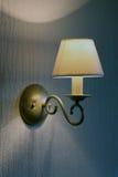 lampvägg Arkivbilder