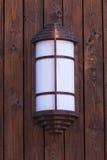 lampvägg Royaltyfri Bild