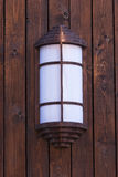 lampy ściana Obraz Royalty Free