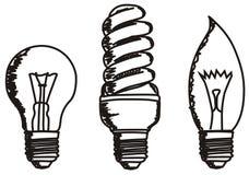 lampy royalty ilustracja