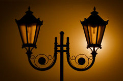 Lampy Fotografia Royalty Free