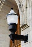 lampy kościelna ściany obraz stock