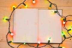 Lampy notatka obrazy royalty free