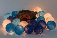 Lampy piłki papier Obraz Stock