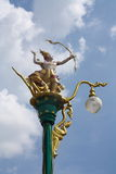 Lampy Tajlandia Fotografia Royalty Free