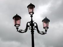 lampy uliczne Zdjęcie Stock
