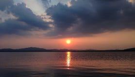Lamtakong Dam in Korat Thailand. Stock Photography