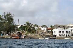 Lamu Town Stock Photo