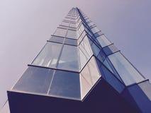 Lança de vidro Fotografia de Stock
