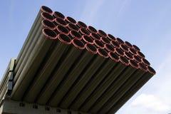 Lança-foguetes do graduado Fotos de Stock