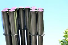 Lança-foguetes múltipla Foto de Stock Royalty Free