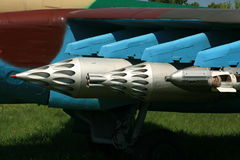 Lançador de míssil soviético Fotografia de Stock