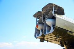 Lanças-foguetes do russo Fotografia de Stock Royalty Free
