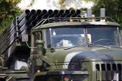Lanças-foguetes do russo Foto de Stock Royalty Free