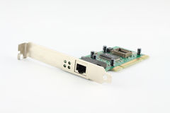 LAN card Stock Images