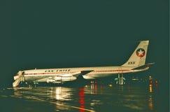 LAN Chile Boeing β-707 Στοκ φωτογραφία με δικαίωμα ελεύθερης χρήσης