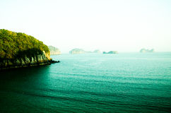 Lan Ha-Bucht Lizenzfreies Stockfoto