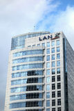 LAN Headquarters Royalty Free Stock Image