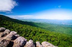 Lan Hin Pum at Phu Hin Rong Kla national park Royalty Free Stock Image