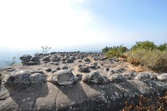 Lan Hin Pum Viewpoint Stock Photo