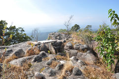 Lan Hin Pum Viewpoint Royalty Free Stock Images