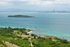 Lan Island. Stock Image