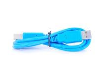 LAN-kabel Fotografering för Bildbyråer