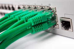 Lan Switch Stock Images