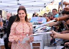 Free Lana Del Rey Stock Photography - 166051622