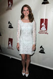 Lana Del Rey ai produttori & all'ala del quinto evento annuale di GRAMMY dell'accademia della registrazione, studi di registra Immagini Stock