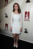 Lana Del Rey en los productores y el ala del 5to acontecimiento anual de GRAMMY de la academia de la grabación, estudios de grabac Imagenes de archivo