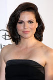 Lana Parrilla arrives at the ABC / Disney International Upfronts Royalty Free Stock Photography