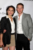 Lana Parrilla, Josh Dallas Royalty Free Stock Image