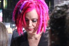 Lana Wachowski - άτλαντας σύννεφων - πρεμιέρα Στοκ Φωτογραφία