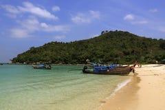 Lanah Bay, Loh-Dalum Bay, Phi Phi,  Thailand Stock Images