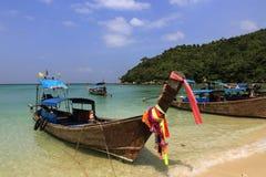 Lanah Bay, Loh-Dalum Bay, Phi Phi,  Thailand Royalty Free Stock Photos