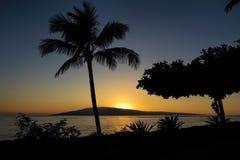 Lanai da Maui Fotografia Stock
