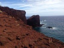 Lanai Hawaï Photos stock