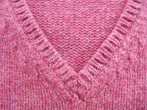 Lanas rosadas Fotografía de archivo libre de regalías