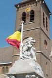Lanaye in Belgium Royalty Free Stock Photography