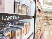 Lancôme perfumes Stock Images