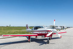 Lancair 320 Aircraft Stock Image