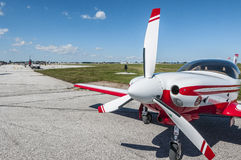 Lancair 320 Aircraft Stock Images