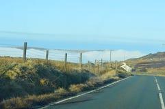 Lancashire amarre à l'aube Photo stock