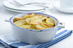 Lancashire hot pot Stock Photo