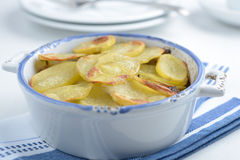 Lancashire hot pot Stock Photos