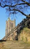 lancaster εκκλησιών βήματα κοιν&omicron Στοκ Εικόνες