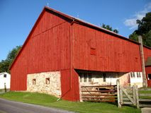 Lancaster Barn Royalty Free Stock Photo