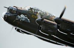 Lancaster BBMF Foto de Stock Royalty Free