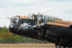 Lancaster bomber Stock Photos